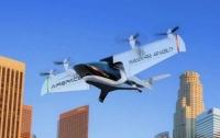 AirSpaceX показала летающее электрическое такси