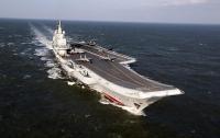 Китай пожаловался на дефекты купленного у Украины авианосца