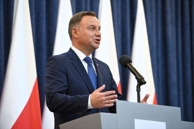 Президент Польщі заветував проект закону про вибори до ЄП