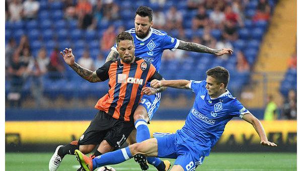 Динамо в воскресенье сыграет против Шахтера