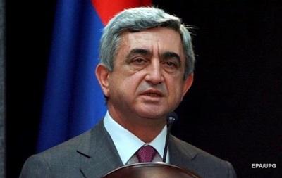 Премьер-министр Армении ушел в отставку