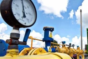 Украина на середину октября накопила в ПХГ запасы 16,8 млрд куб. м