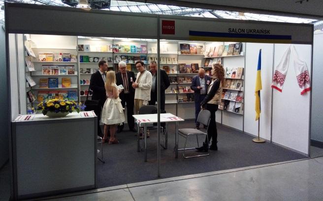 Українські видавці на 9 Варшавському книжковому ярмарку
