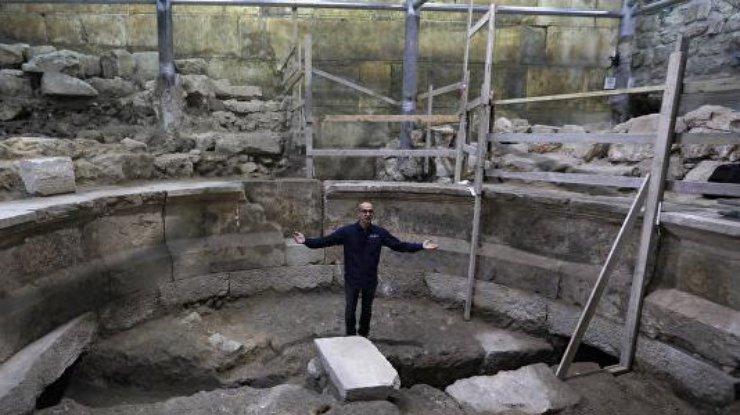 В центре Иерусалима обнаружили сенсационную находку (фото)