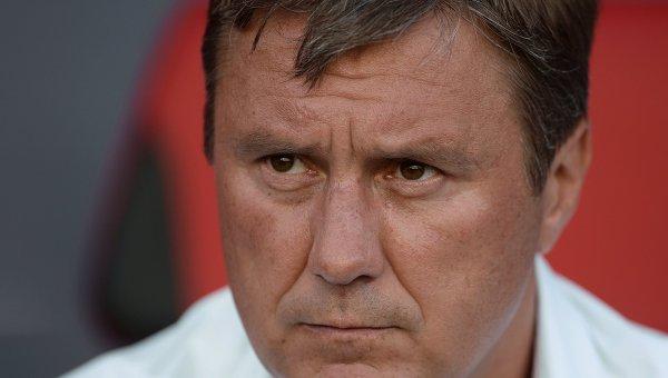 Хацкевич пошутил по поводу сенсационного проигрыша киевского Динамо