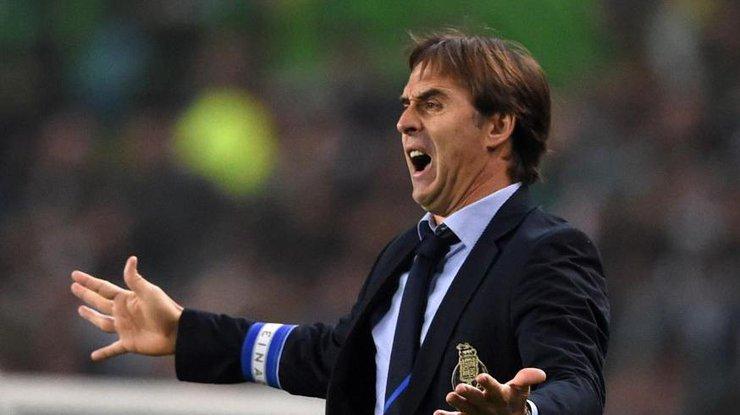 Реал назвал имя нового тренера