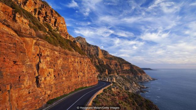 'The world's most beautiful road'