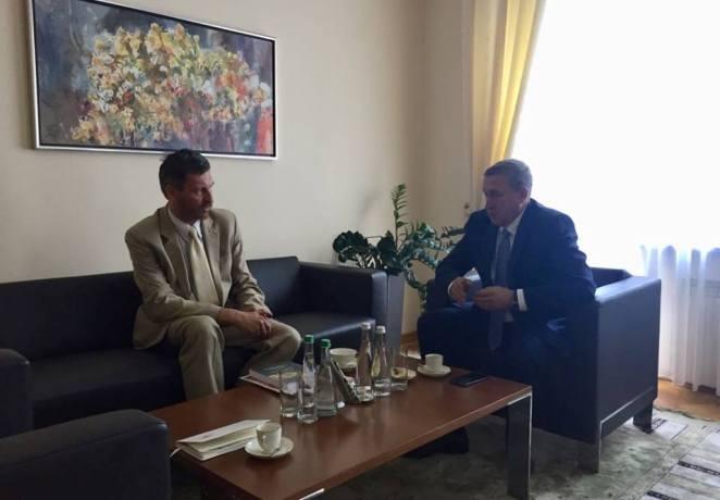Посольство України в Польщі підтримує Григорія Купріяновича