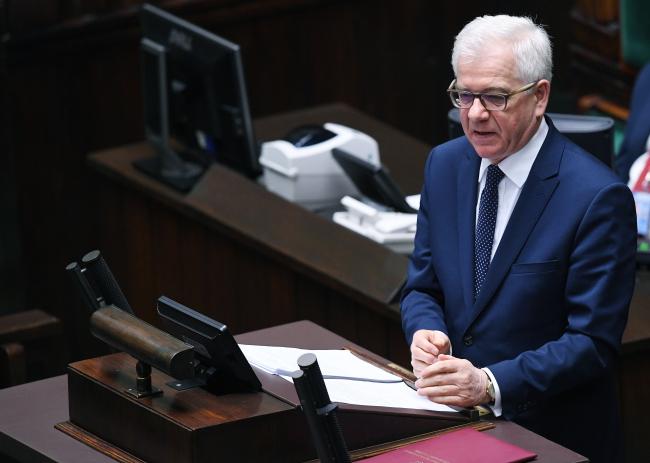 Яцек Чапутович: Росія не може отримати згоду на порушення міжнародного права