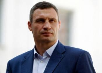 Кличко: Киев работает над разработкой комплексной программы по замене коммуникаций