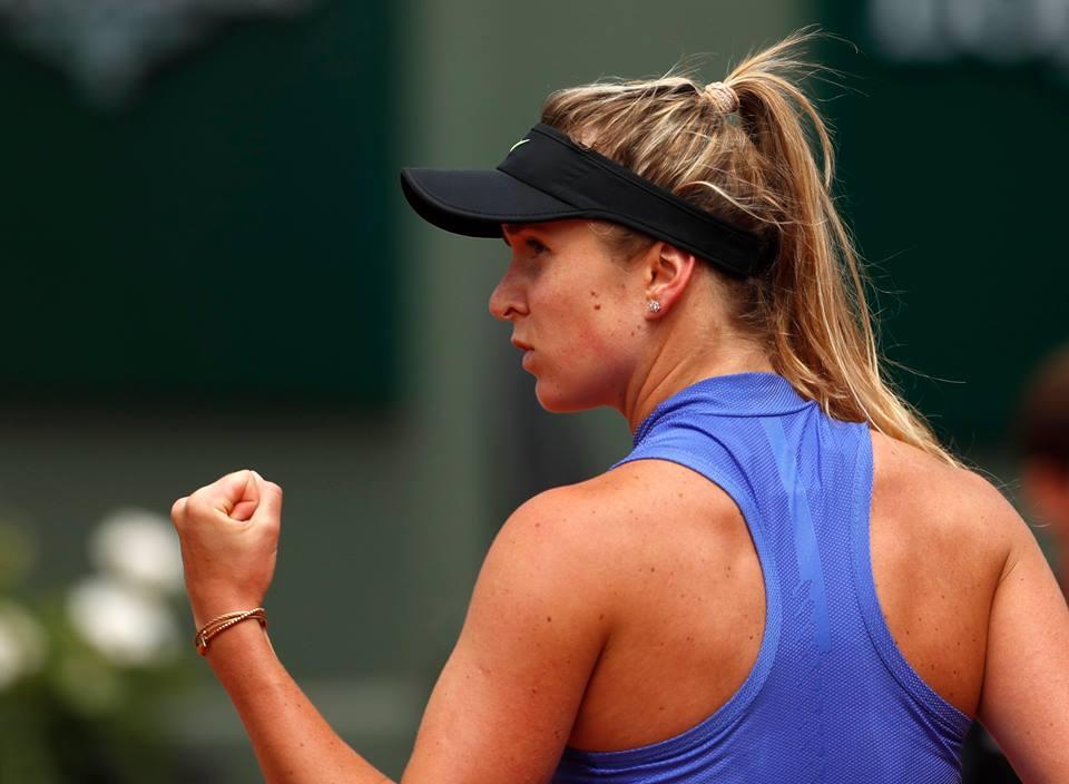 Теннис: Свитолина вышла в  полуфинал турнира в Торонто