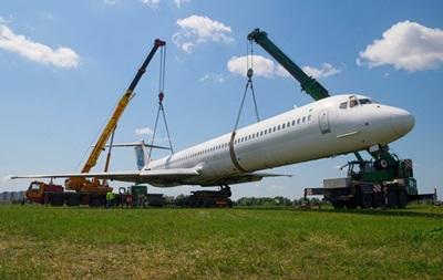 Аеропорт Київ звинуватив НАБУ в аварії літака