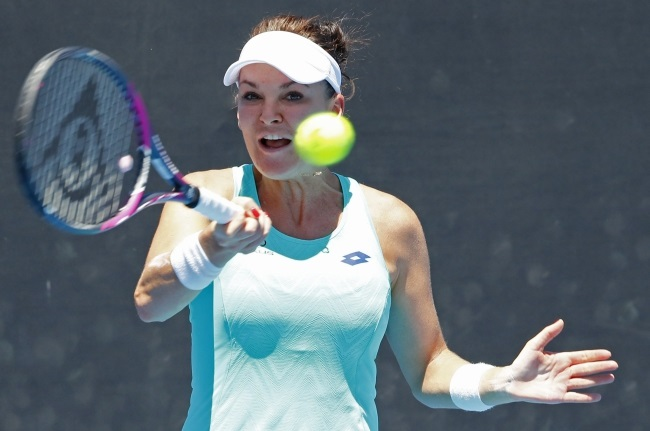 Tennis: Poland's Radwańska into third round of Australian Open