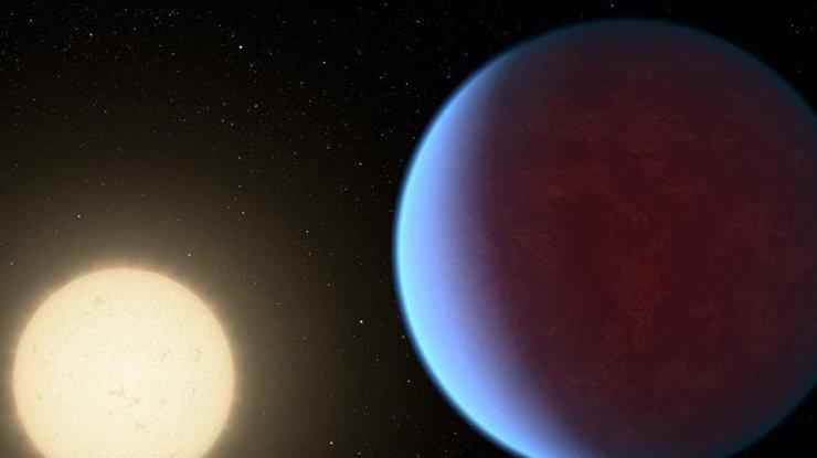 В космосе нашли удивительную планету с атмосферой