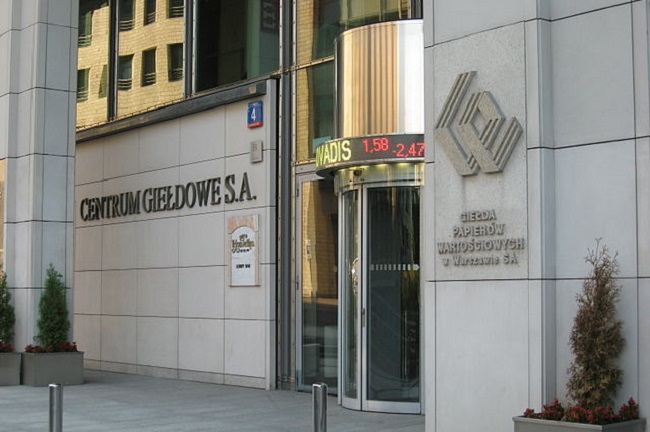 Polish bourse chooses new CEO