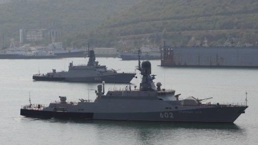 Россия захватила украинские корабли: Литва подготовила жесткий ответ Кремлю