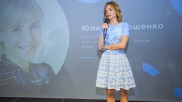 Юлия Порошенко совместно с производителем Нашей Рябы займутся агроинновациями (обновлено)