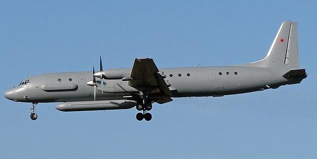СМИ: над Средиземным морем сбит российский Ил-20