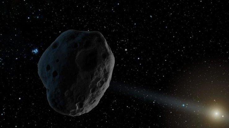 К Земле направляется пропавший астероид