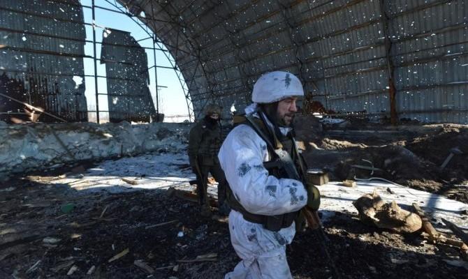 За сутки в зоне АТО ранены четверо украинских бойцов