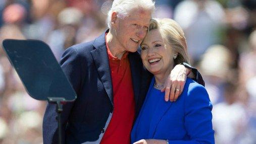 Хиллари Клинтон прокомментировала отношения своего мужа с Моникой Левински