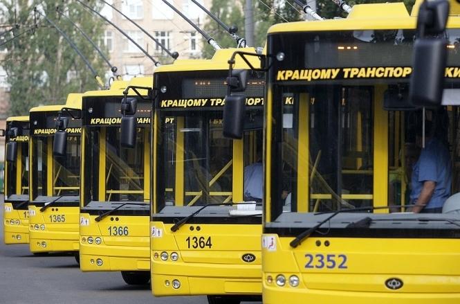 Львов согласовал выделение €17 млн от ЕБРР на троллейбусы