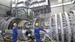Суд России отказался арестовать турбины по иску Siemens