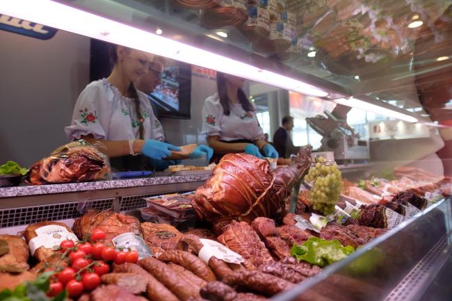 Стартував ярмарок Polagra-Food