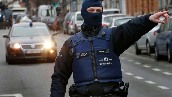 В Бельгии автомобиль врезался в группу людей