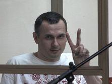 14 мая Сенцов объявил голодовку в российской тюрьме