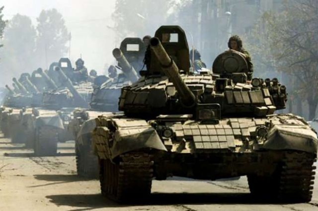 Украина среди лидеров в рейтинге мировых производителей оружия