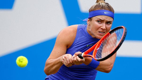 Свитолина опустилась на третье место в Чемпионской гонке WTA
