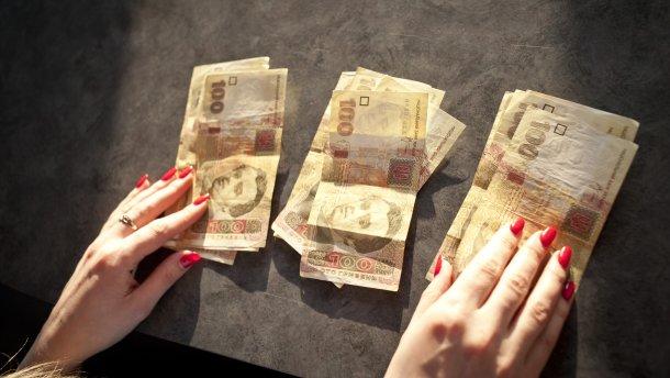 В Україні збільшилася кількість грошей