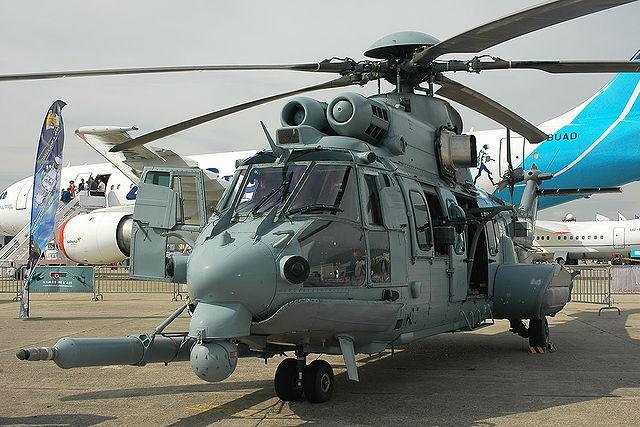 Більше половини французьких вертольотів Сaracal не можуть літати