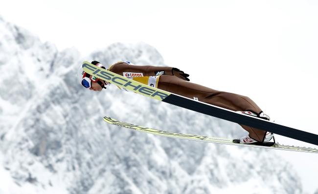 Ski jumping: Poland
