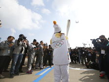 Олимпиада пройдет в южнокорейском Пхенчхане