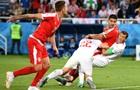 Сербы намерены подать жалобу на судейство в матче со Швейцарией