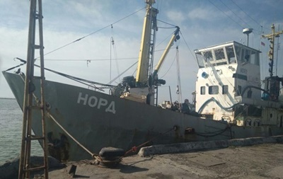 Росія запропонувала Україні обміняти екіпаж Норду