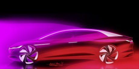 Volkswagen разработал электромобиль без руля (ФОТО)