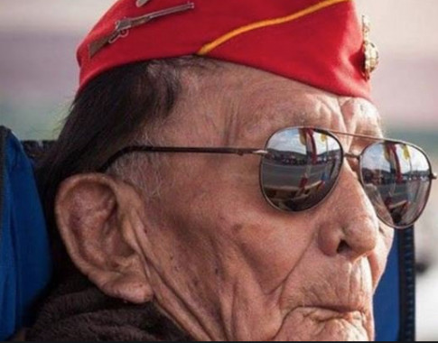 One of the Few Surviving Navajo Code Talkers Passes Away